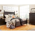 Stone & Leigh Furniture Smiling Hill Twin Bedroom Group - Item Number: 560-83 T Bedroom Group 1