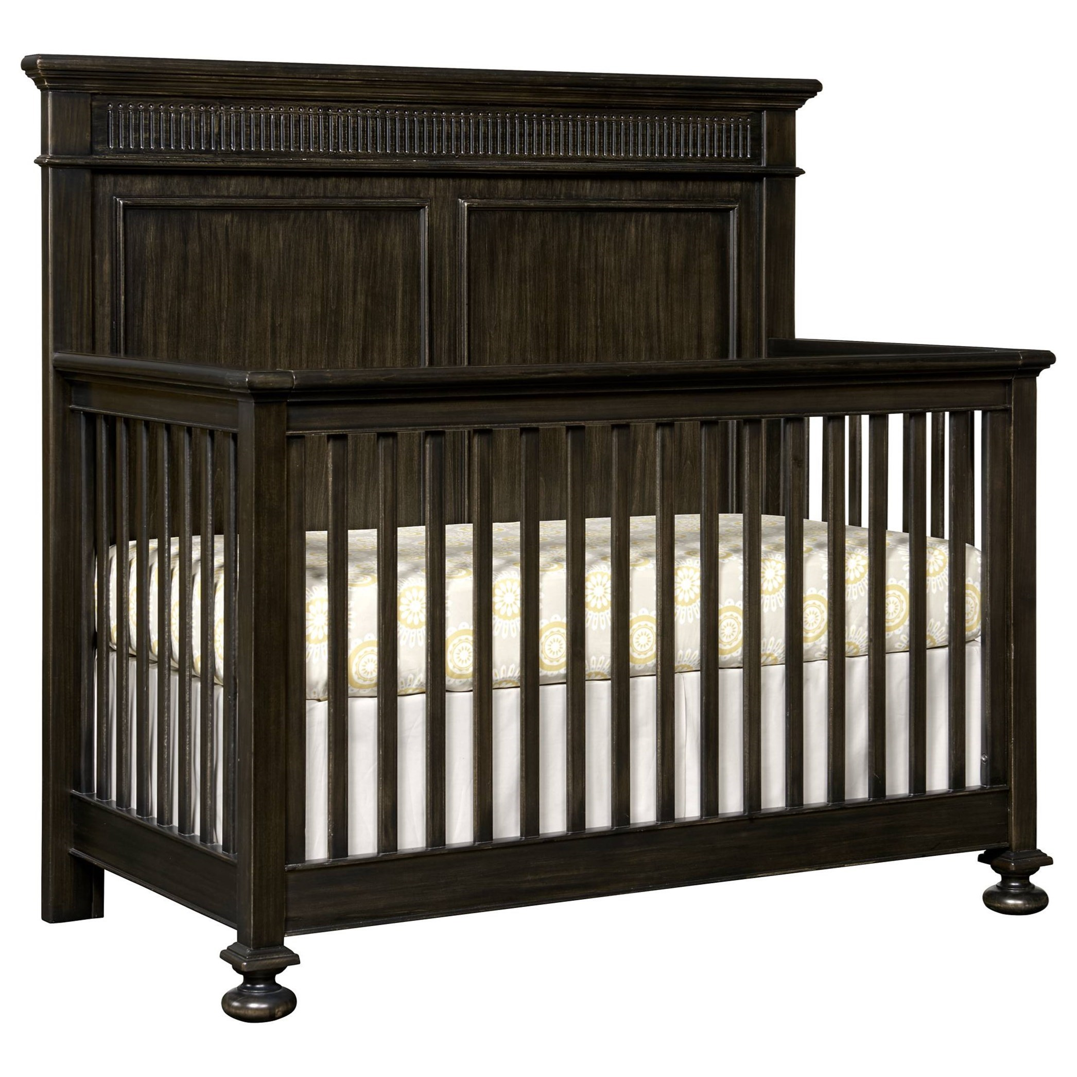 Stone & Leigh Furniture Smiling Hill Built To Grow Crib - Item Number: 560-83-50
