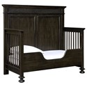 Stone & Leigh Furniture Smiling Hill Built To Grow Toddler Bed Kit
