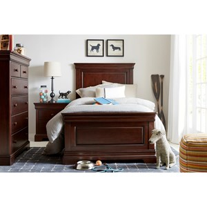 Stone & Leigh Furniture Teaberry Lane Queen Bedroom Group