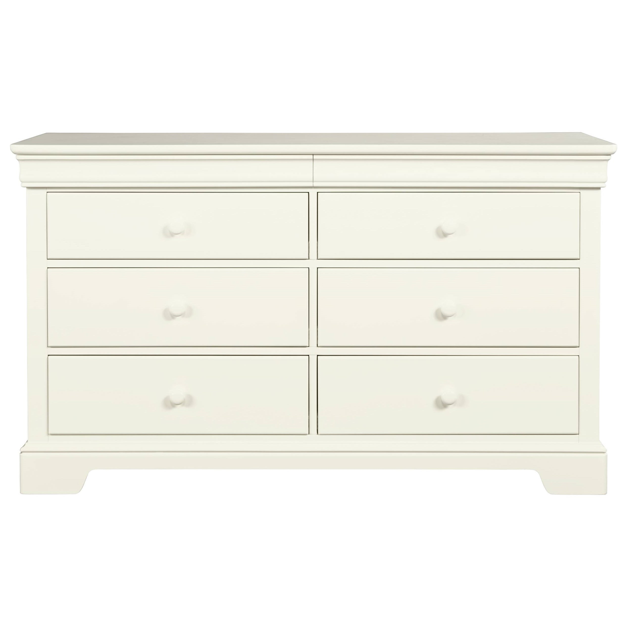 Stone & Leigh Furniture Teaberry Lane Dresser - Item Number: 575-23-02