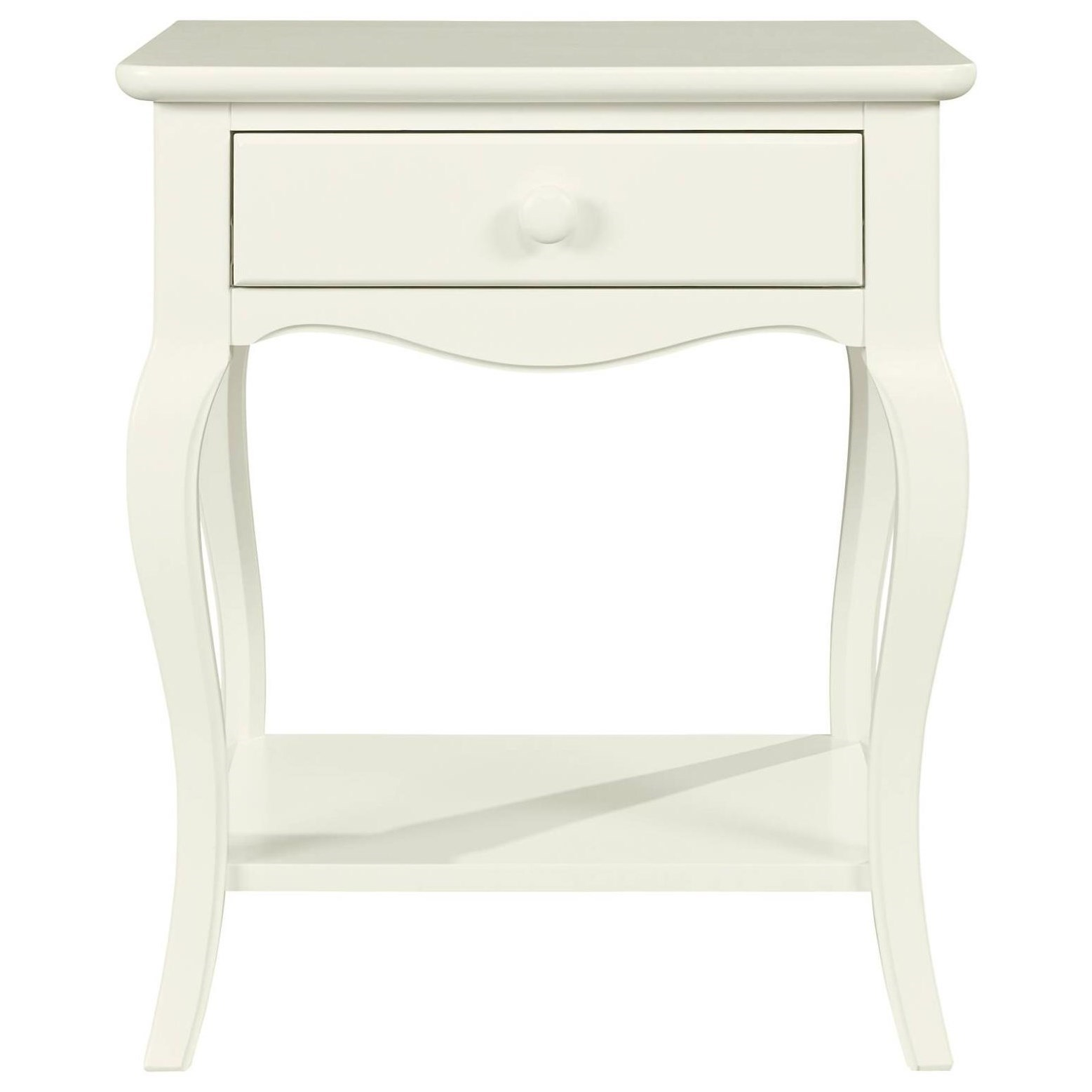 Stone & Leigh Furniture Teaberry Lane Bedside Table - Item Number: 575-23-80