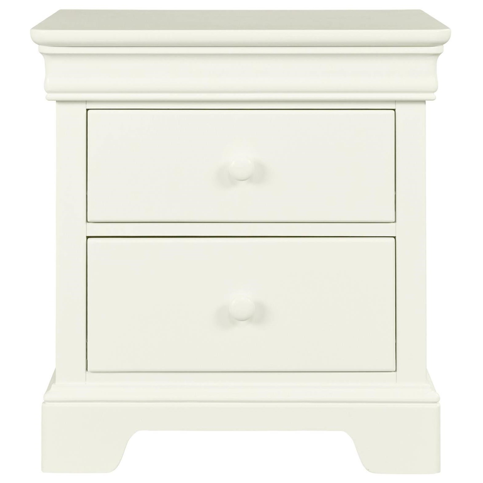 Stone & Leigh Furniture Teaberry Lane Nightstand - Item Number: 575-23-82
