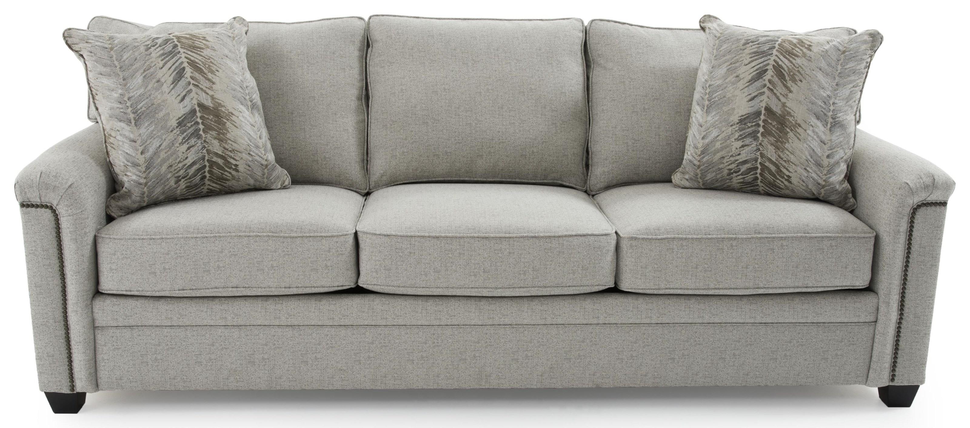 Warren Queen Sleeper Sofa by Stone & Leigh Furniture at Baer's Furniture