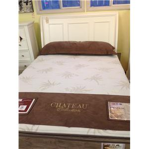 Stress-O-Pedic Chateau Queen Pillow Top Mattress