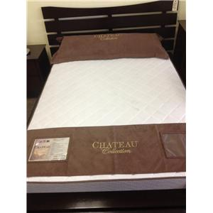 Stress-O-Pedic Chateau Queen Firm Mattress