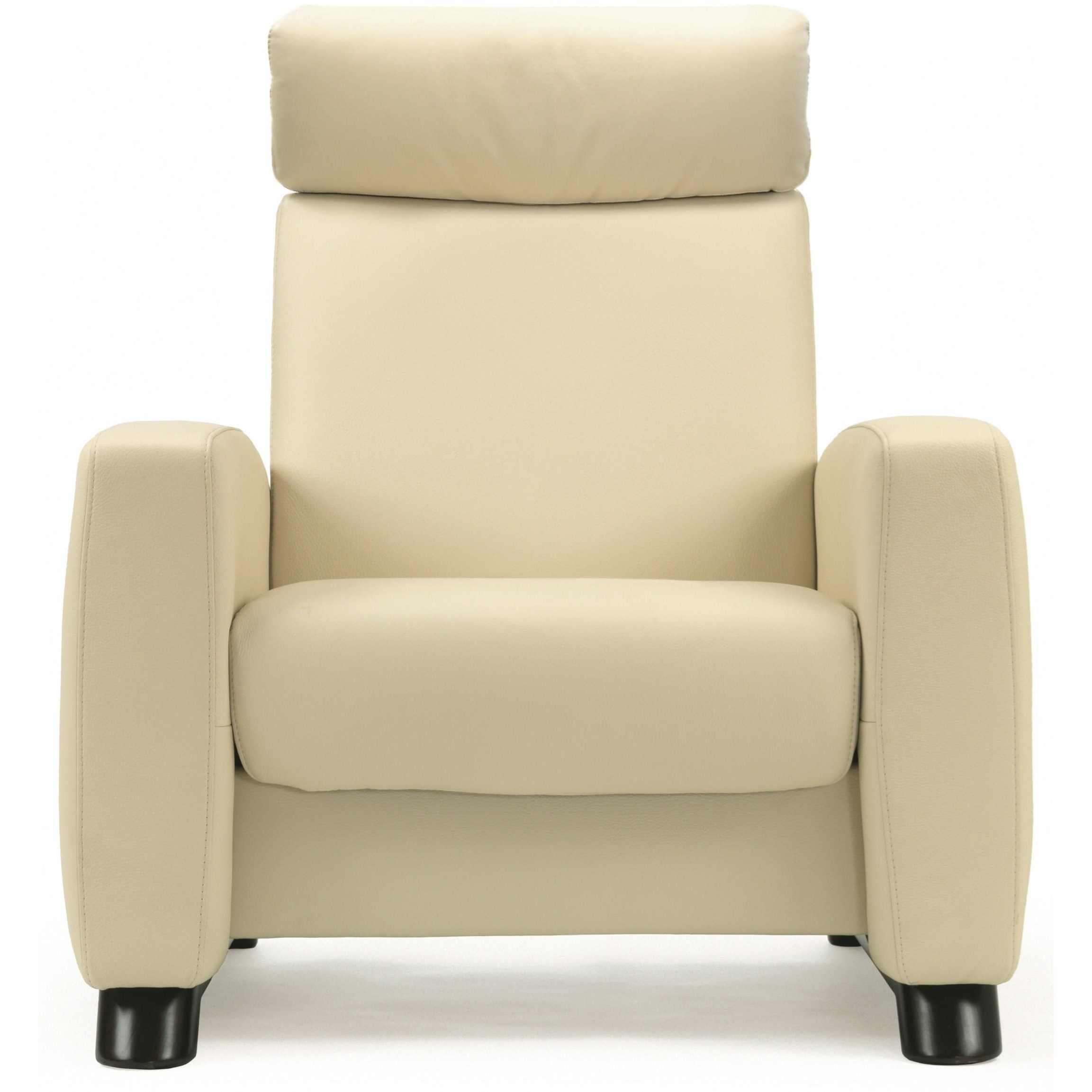 Arion 19 - A10 High-Back Reclining Chair by Stressless at Sprintz Furniture