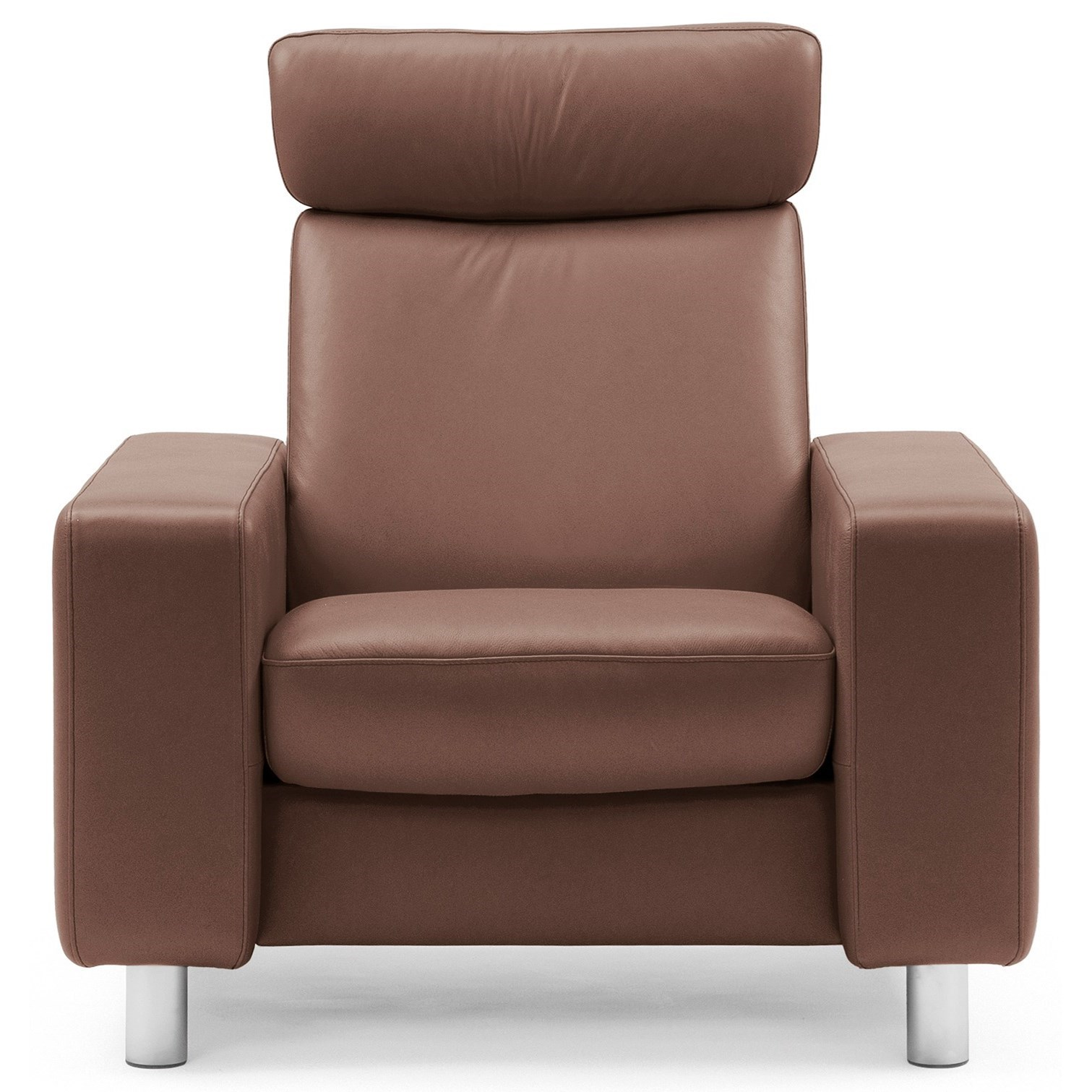Arion 19 - A20 High-Back Reclining Chair by Stressless at Bennett's Furniture and Mattresses