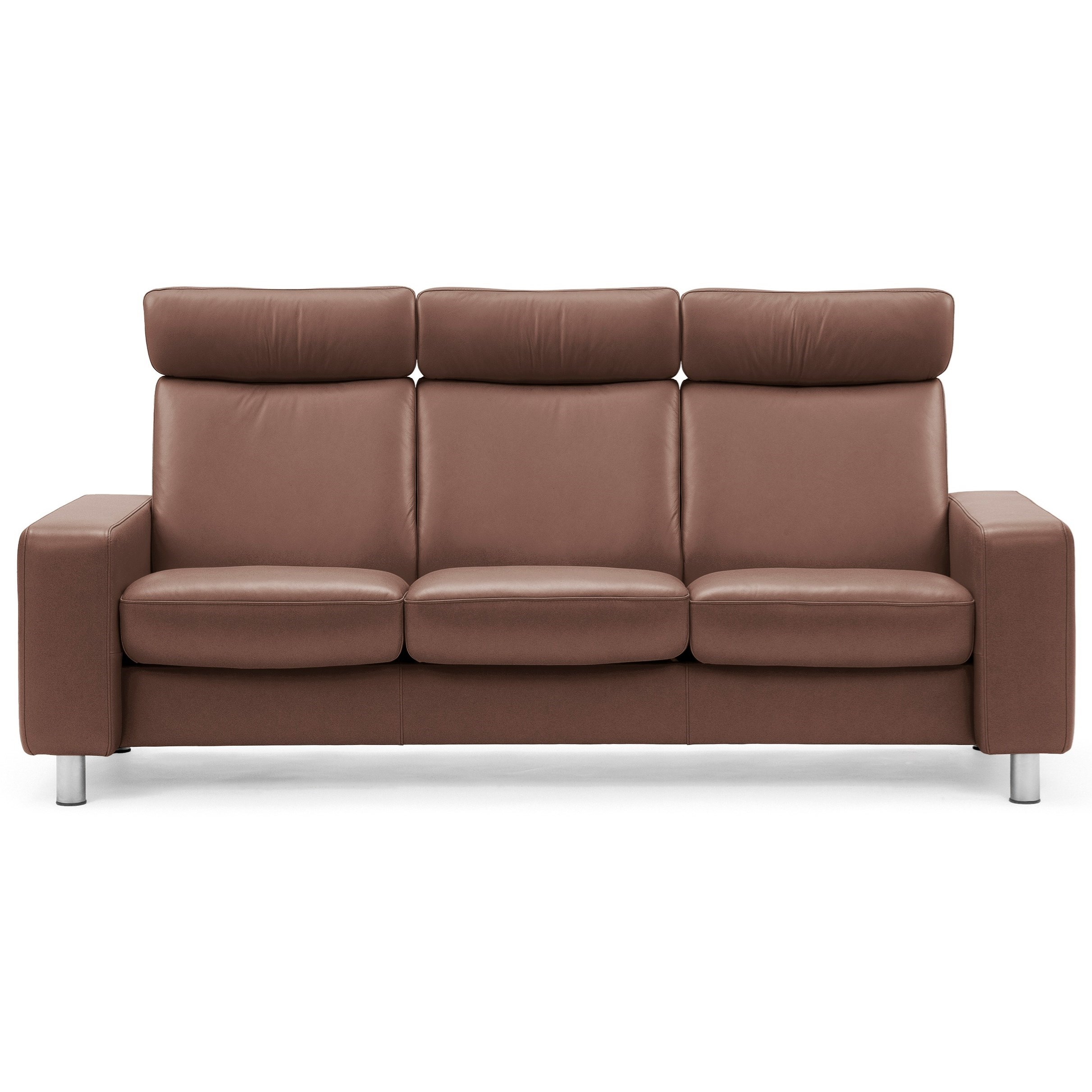 Arion 19 - A20 High-Back Reclining Sofa by Stressless at Bennett's Furniture and Mattresses