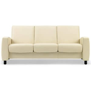 Low-Back Sofa