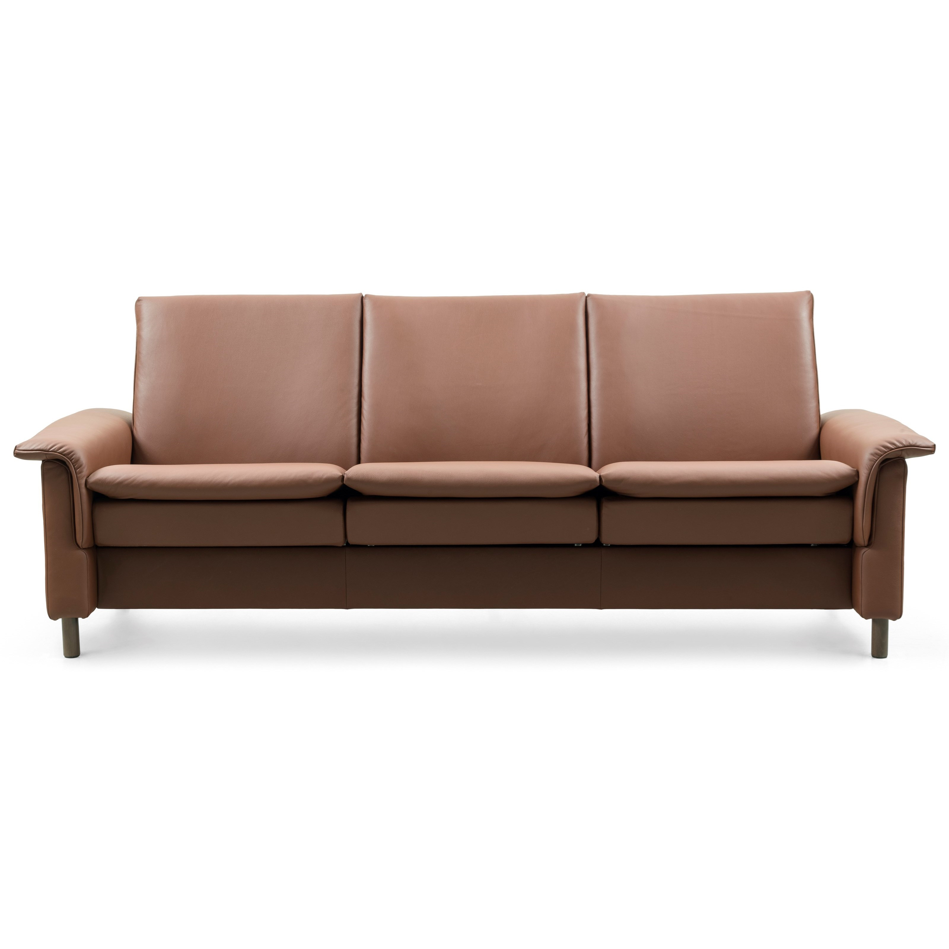 Aurora Low-Back Reclining Sofa by Stressless at Jordan's Home Furnishings