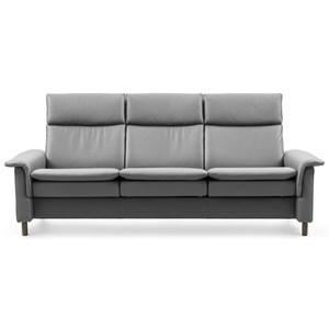 High-Back Reclining Sofa
