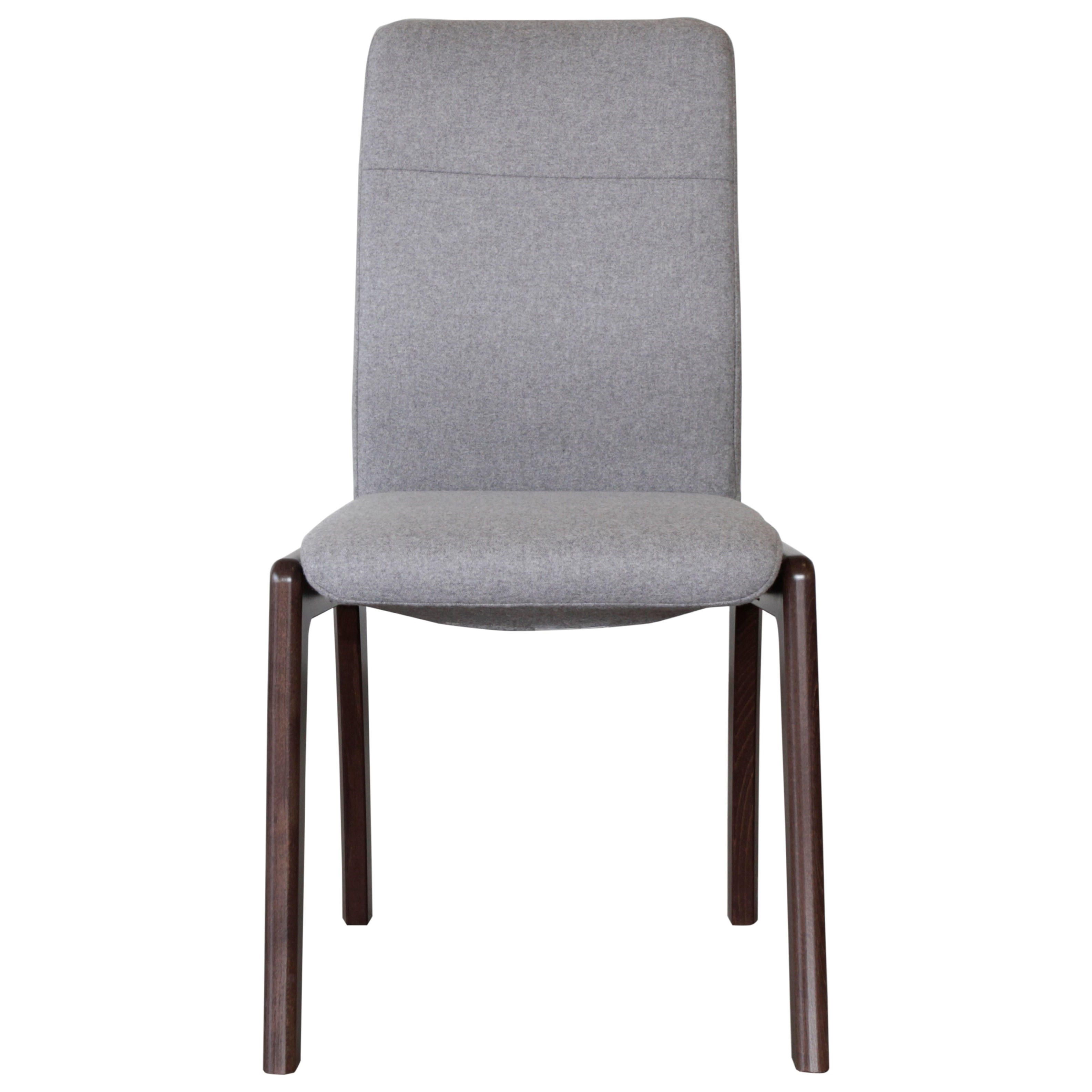 Stressless Chilli Reclining Low-Back Dining Chair with ...
