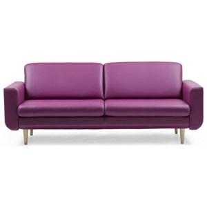 Stressless Joy 3 Seater Duo Cushion Reclining Sofa