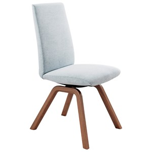 Reclining Low-Back Dining Chair