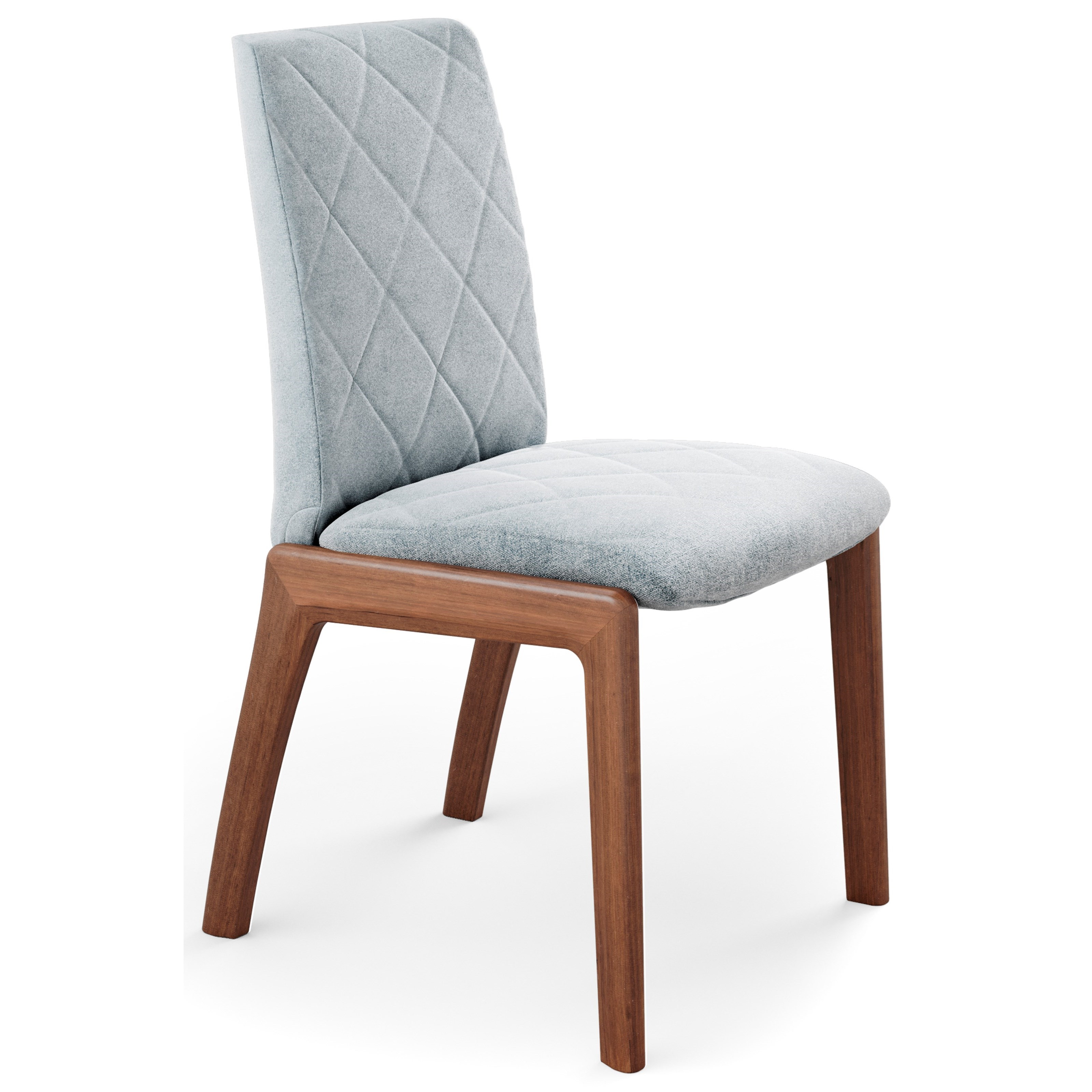 Stressless mango reclining low back dining chair item number 1852751