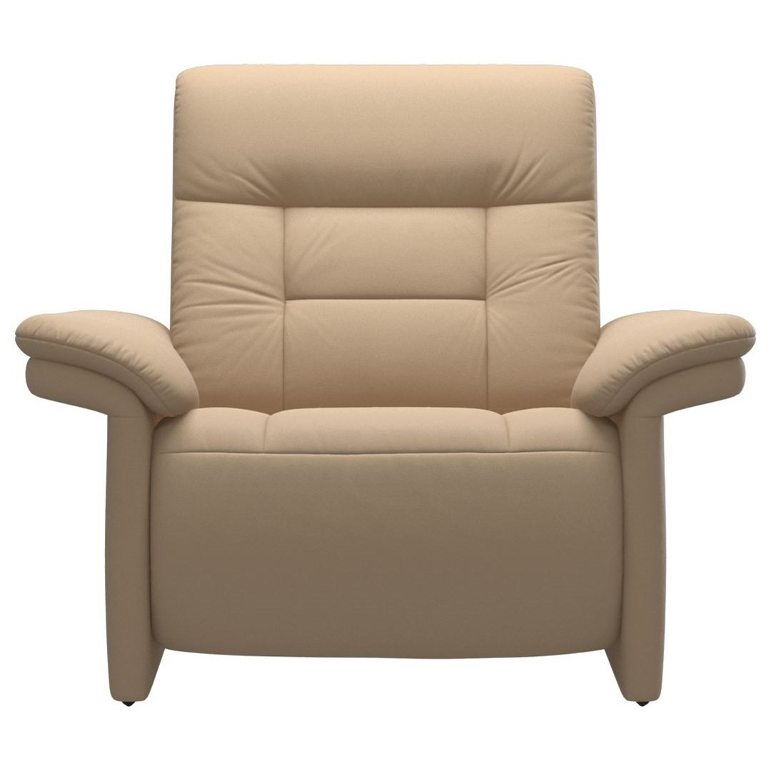 Chair with Upholstered Arms