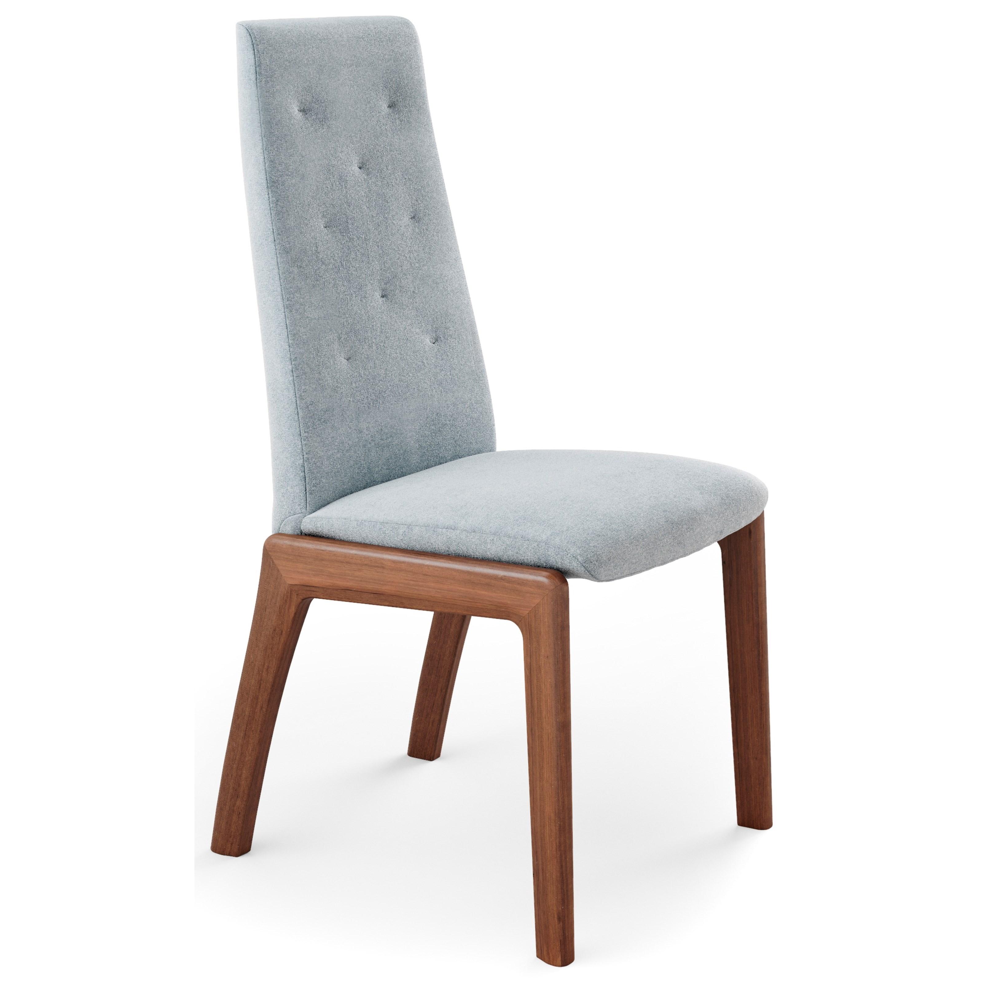 Reclining High-Back Dining Chair