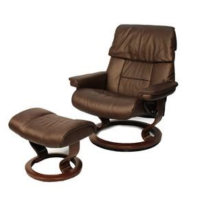 STRESSLESS RUBY SIGNATURE LARGE CHAIR (shown