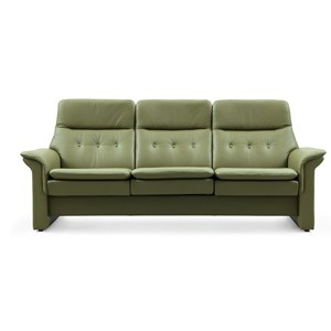 High-Back Reclining Sofa