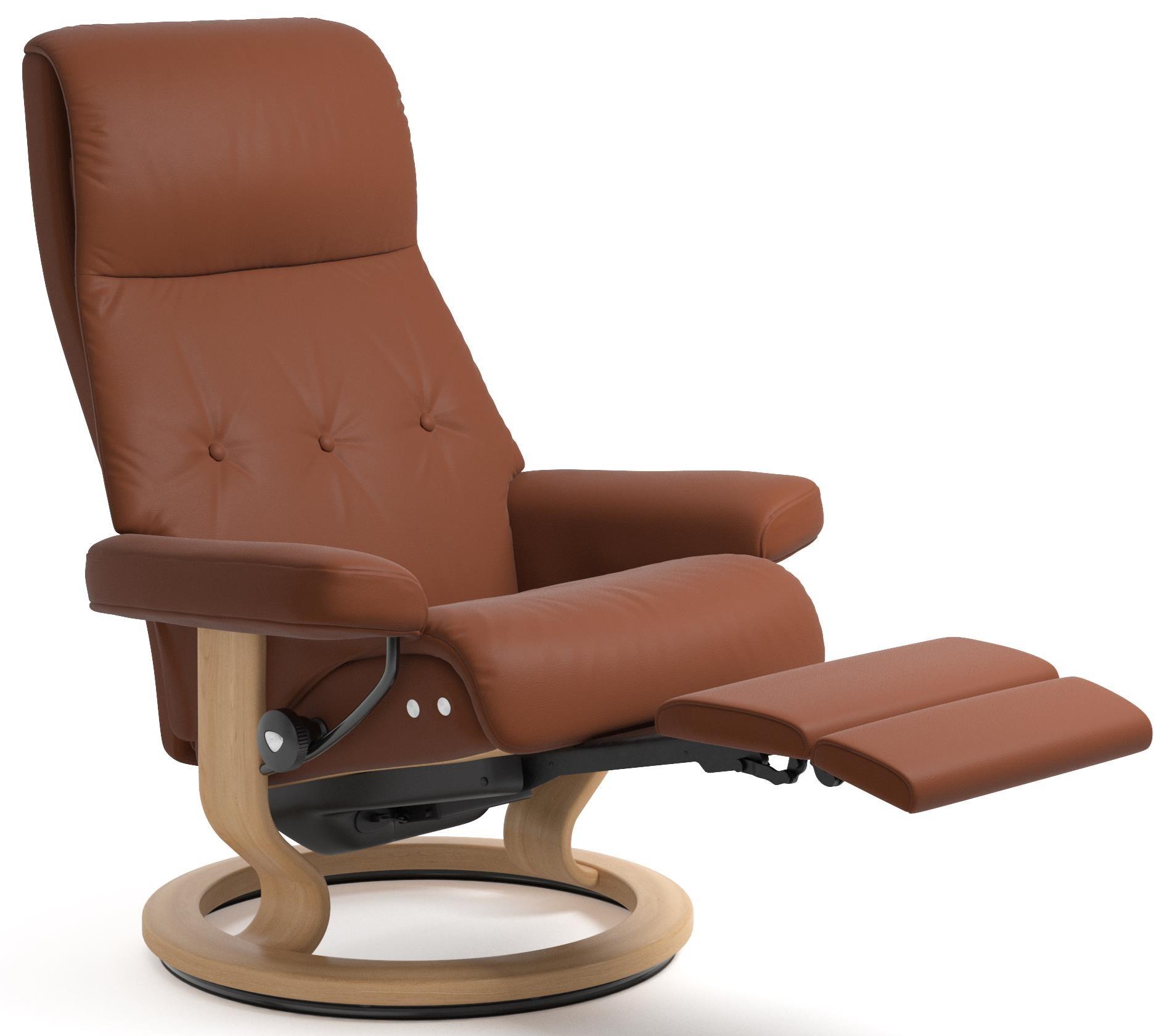 Stressless Sky Large LegComfort Recliner - Item Number: 1333715