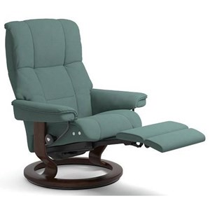 Large LegComfort Chair with Classic Base