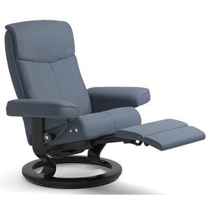 Medium LegComfort Chair with Classic Base