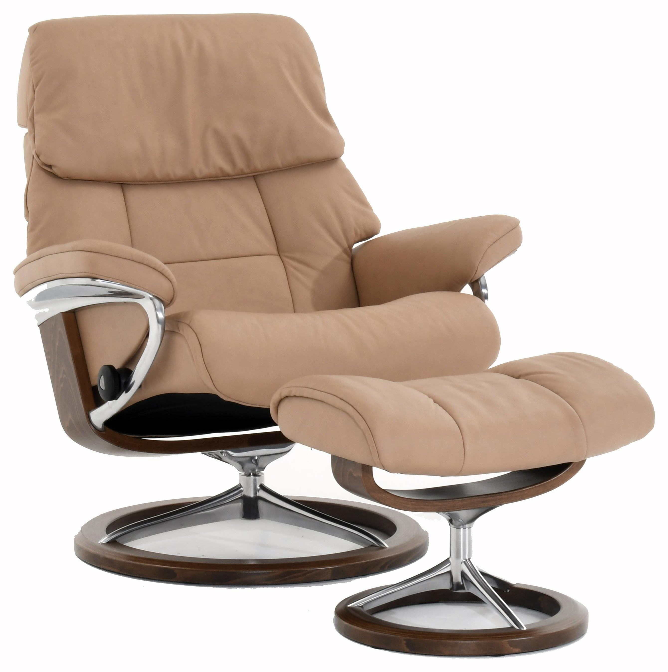 Stressless Ruby Large Signature Chair by Stressless at Baer's Furniture