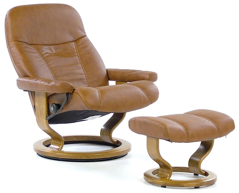 Stressless by Ekornes Stressless Recliners Consul Large Recliner u0026 Ottoman - Item Number 156104641  sc 1 st  Rotmans & Stressless by Ekornes Stressless Recliners Consul Large Recliner ... islam-shia.org