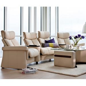 Stressless by Ekornes Legend Theater Seating Section