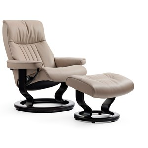 Stressless by Ekornes Stressless Crown Large Classic Chair