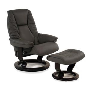 Stressless by Ekornes Stressless Live Medium Classic Chair