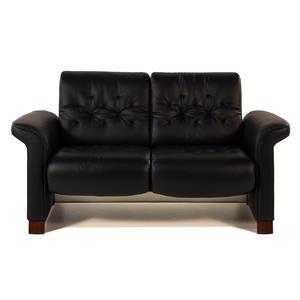 Stressless by Ekornes Stressless Metropolitan Contemporary 2-Seat Sofa
