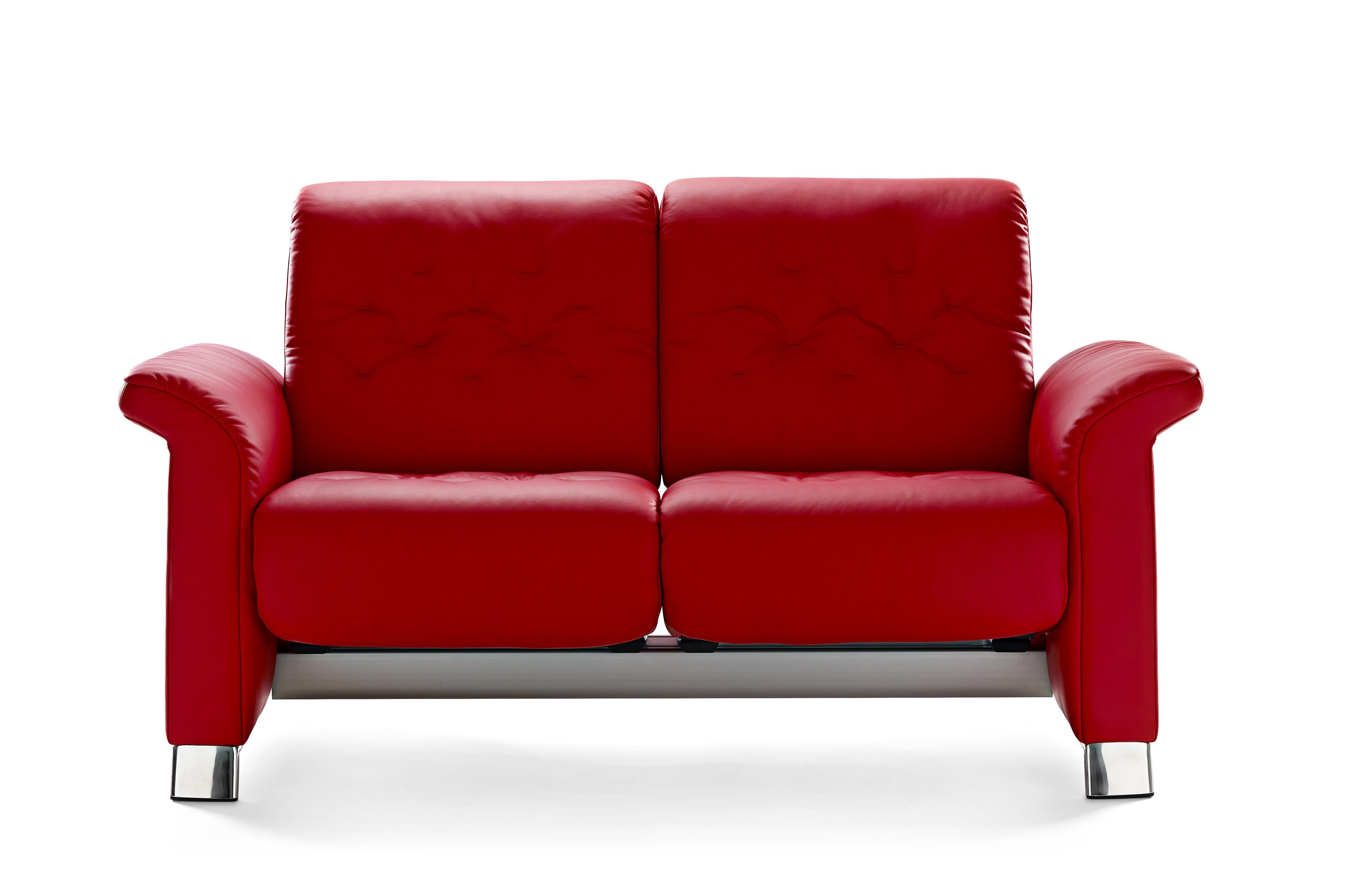 Stressless By Ekornes Stressless Metropolitan Contemporary 2 Seater Sofa Conlin 39 S Furniture