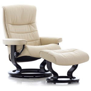 Stressless by Ekornes Stressless Nordic Small Classic Chair
