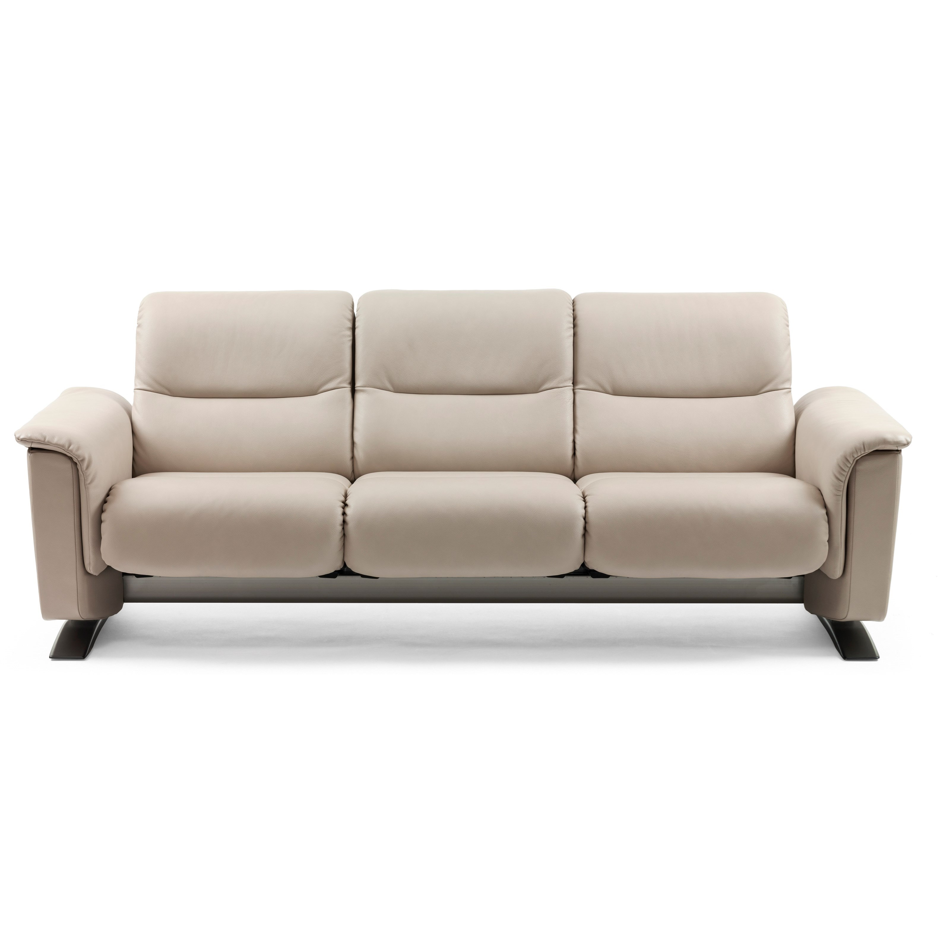 Stressless By Ekornes Stressless Panorama 1402030 3 Seater Sofa With Balanceadapt System John
