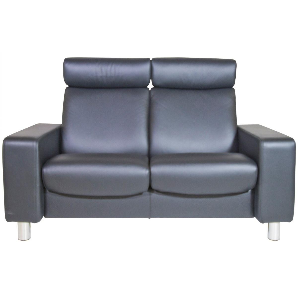 Stressless By Ekornes Stressless Pause Loveseat Homeworld Furniture Love Seats