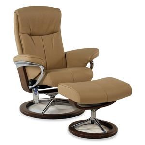 Stressless by Ekornes Stressless Peace Small Signature Chair