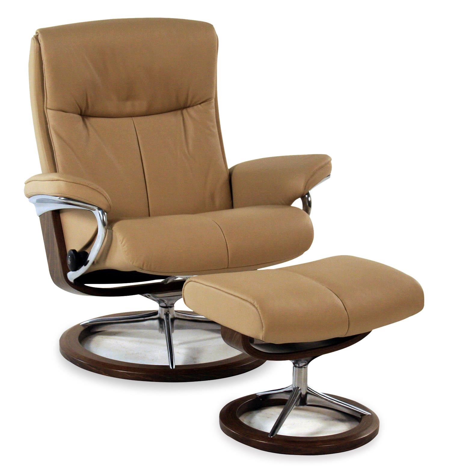 Stressless by Ekornes Stressless Peace Signature Reclining