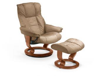 Stressless By Ekornes Mayfair Small Stressless Chair