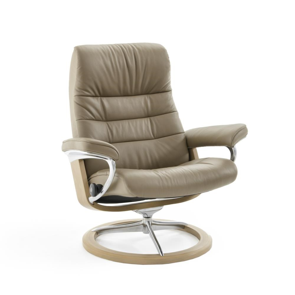 Stressless By Ekornes Stressless Recliners 1254315 Top Pal Funghi Large Opal Signature Chair