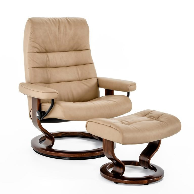 Stressless Recliners Large Opal Classic Chair by Stressless by Ekornes at Baer's Furniture