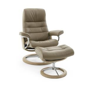 Stressless by Ekornes Stressless Recliners Medium Opal Signature Chair