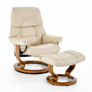 Stressless by Ekornes Stressless Ruby Medium Classic Chair