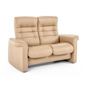 Stressless by Ekornes Stressless Sapphire 2 Pc Low Reclining Loveseat