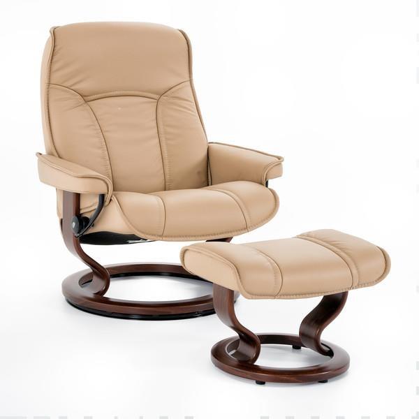 Stressless by Ekornes Stressless Senator Large Classic Chair - Item Number: 1186415 BATICK LATTE BRN