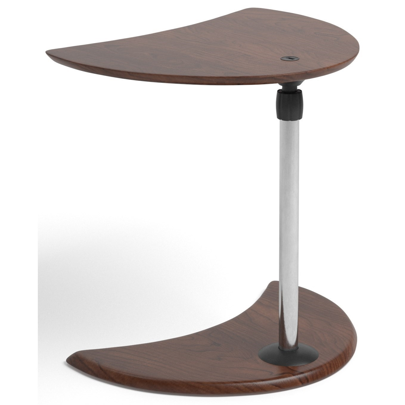 Stressless Tables 5525019 Alpha Table With Wood Top Baer