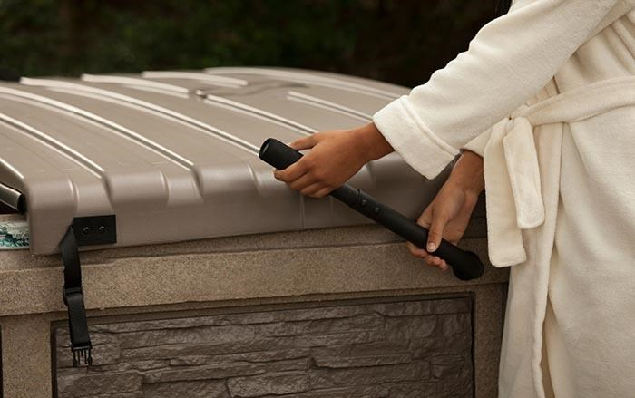 G2 Hot Tub Closeout Hot Tub by Strong Spas at Northeast Factory Direct