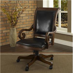 Office Solutions Winsome Home Office Executive Arm Chair