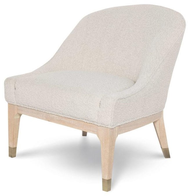 Emilia Emilia Cream Chair by Style In Form at Stoney Creek Furniture
